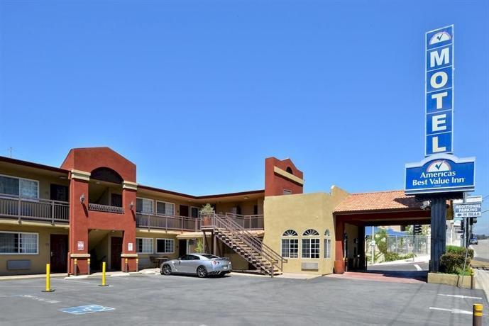 Americas Best Value Inn - Dodger Stadium / Hollywood