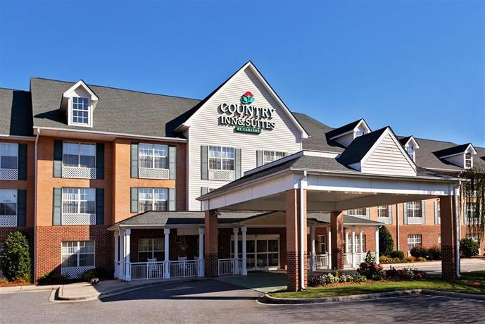 Country Inn & Suites by Radisson Charlotte University Place NC