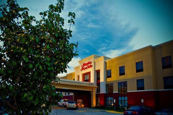 Hampton Inn & Suites Childress