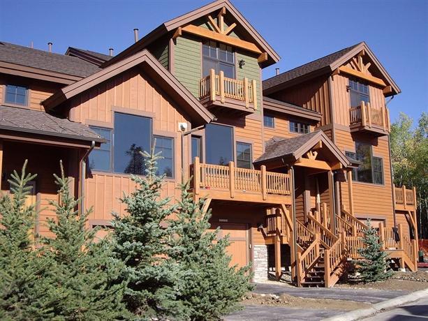 Bear Crossing Townhomes Hotel Winter Park Colorado