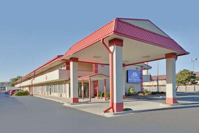 Americas Best Value Inn Oklahoma City