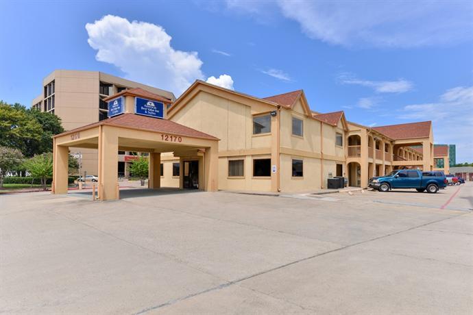Americas Best Value Inn & Suites - Houston Northwest Brookhollow