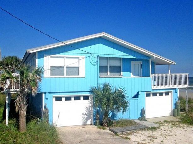 Blue Parrot Crescent Beach