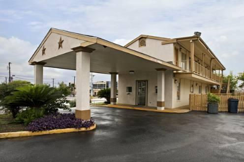 Americas Best Value Inn San Antonio Ft Sam Houston