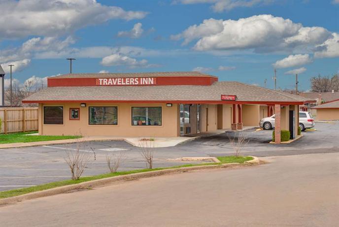Travelers Inn Midwest City