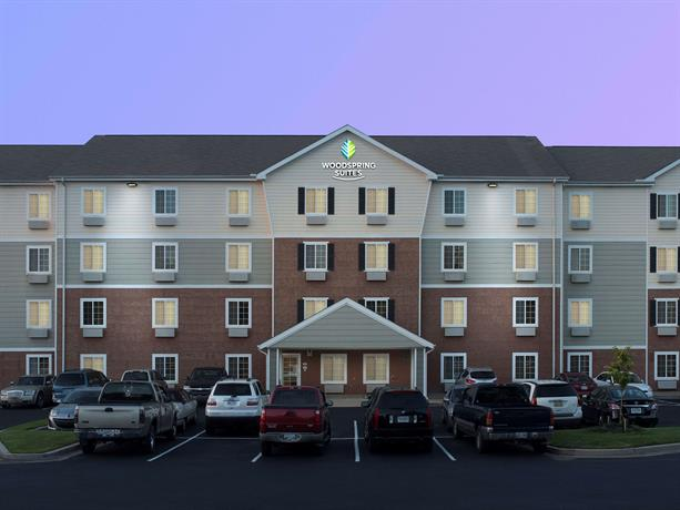 WoodSpring Suite Memphis Southeast