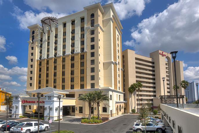 Ramada Plaza by Wyndham Orlando Resort Near Universal