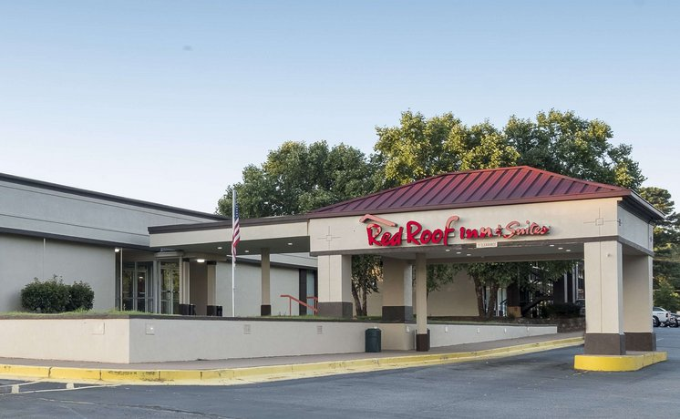 Red Roof Inn & Suites Anderson SC