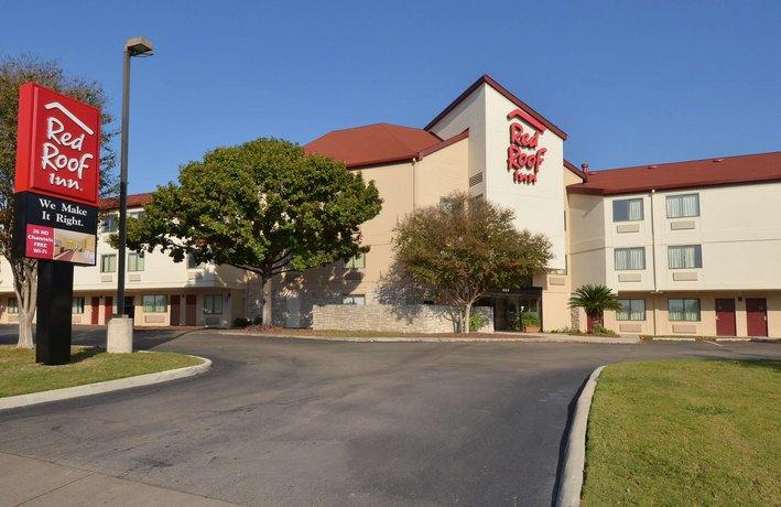 Red Roof Inn San Antonio Airport