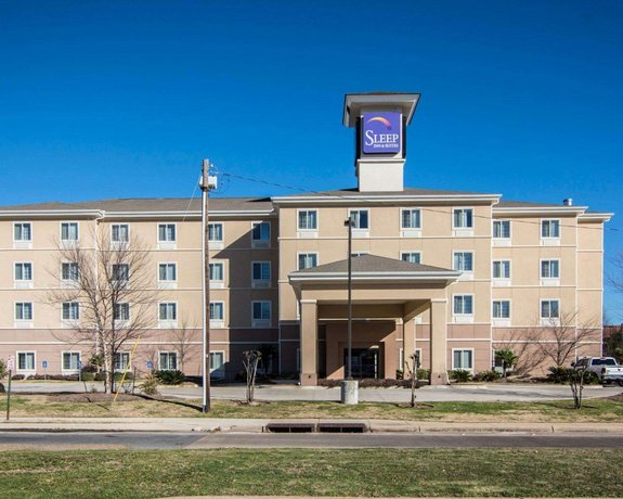 Sleep Inn and Suites near Mall & Medical Center