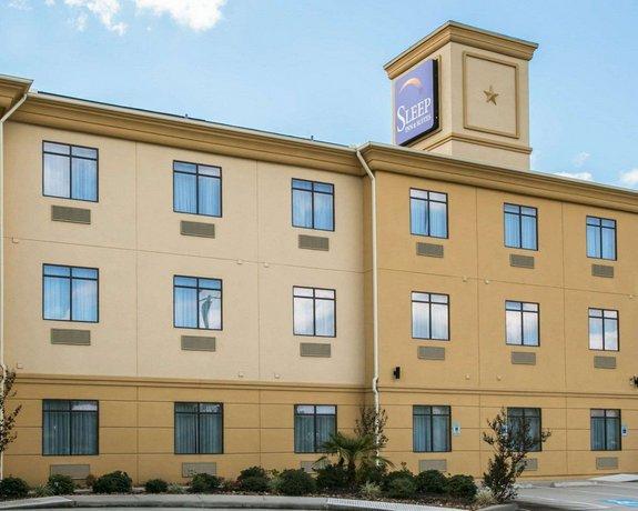 Sleep Inn & Suites Highway 290 Northwest Freeway