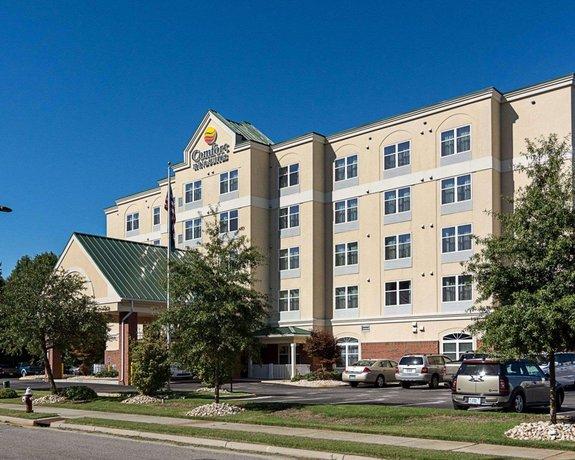 Comfort Inn & Suites Norfolk Airport South Virginia