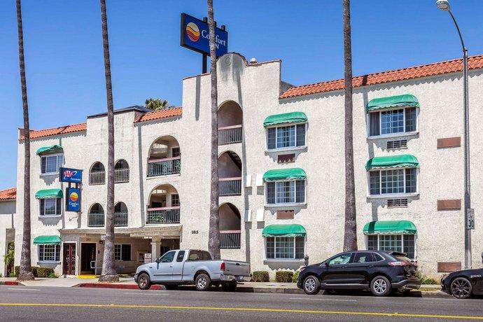 Comfort Inn Santa Monica West Los Angeles