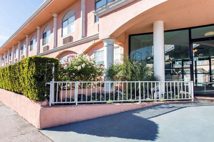 Rodeway Inn Hollywood Los Angeles