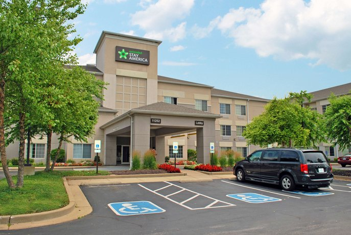 Extended Stay America - St Louis Airport - Central