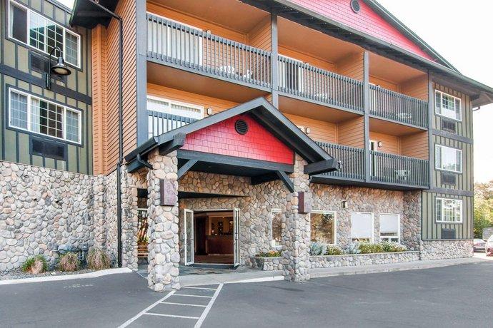 Comfort Inn & Suites Lincoln City