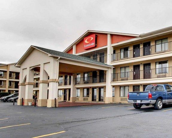 Econo Lodge North Jackson