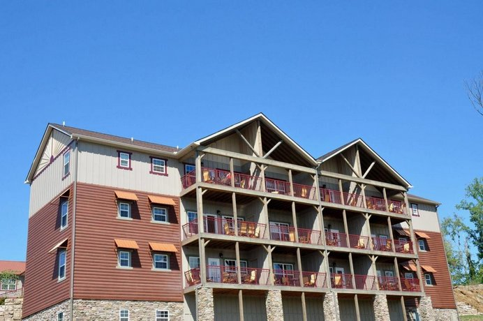 Capital Resorts The Lodges at the Great Smoky Mountains