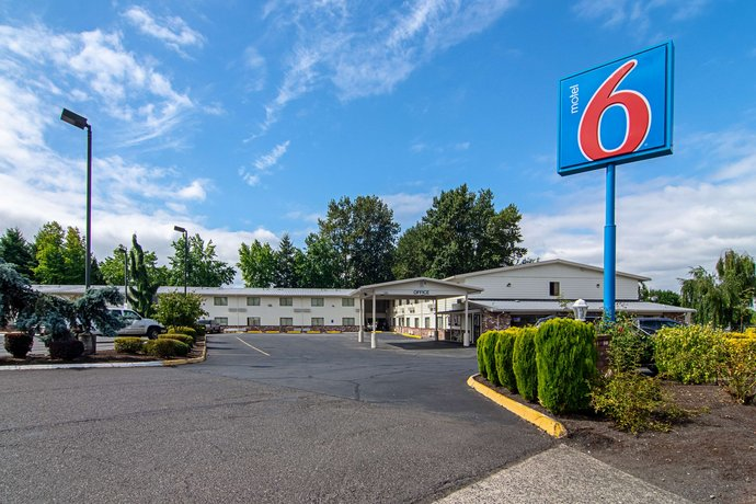 Motel 6 Gresham OR Portland