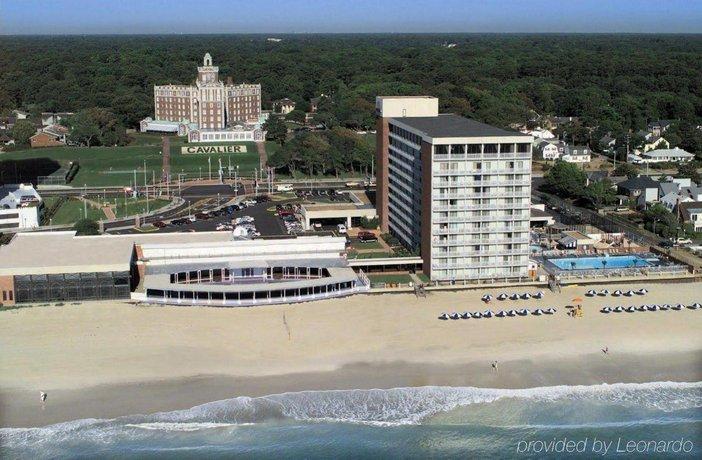 Cavalier Hotel on the Oceanfront