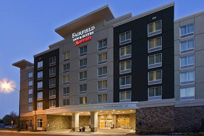 Fairfield Inn & Suites San Antonio Alamo Plaza/Convention Center