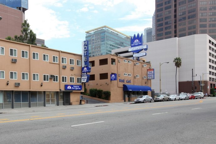 Americas Best Value Inn Los Angeles- 7th Street