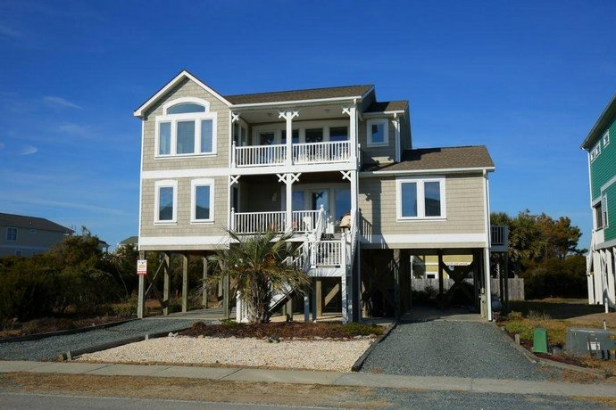 Turtle Nest West - 4 Br Home