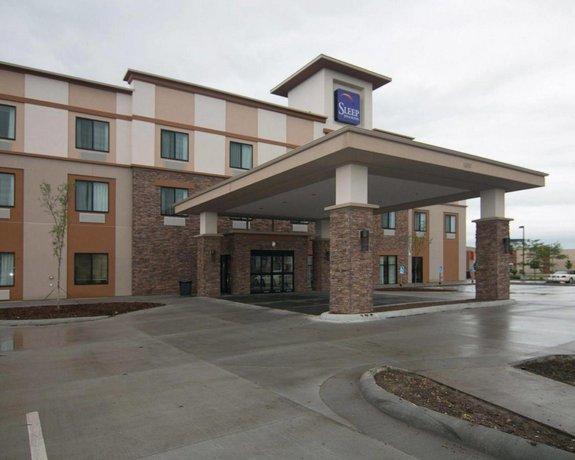 Sleep Inn & Suites Ames near ISU Campus