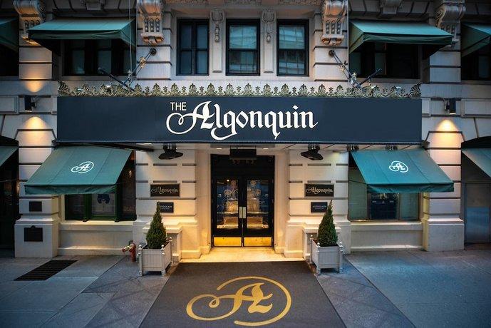 The Algonquin Hotel Times Square Autograph Collection