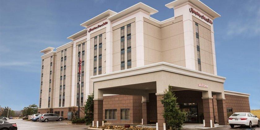 Hampton Inn & Suites Nashville-Airport