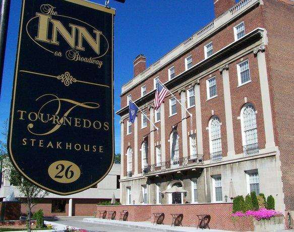 Inn on Broadway Rochester