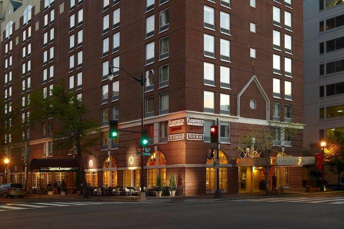 Fairfield Inn & Suites by Marriott Washington Downtown