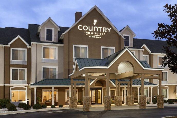 Country Inn & Suites by Radisson Savannah I-95 North