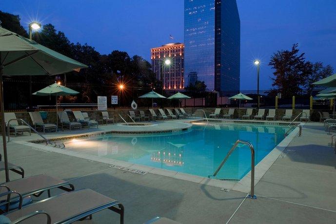Atlanta Marriott Buckhead Hotel