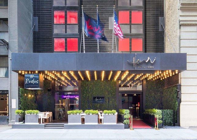 Hotel Henri A Wyndham Hotel