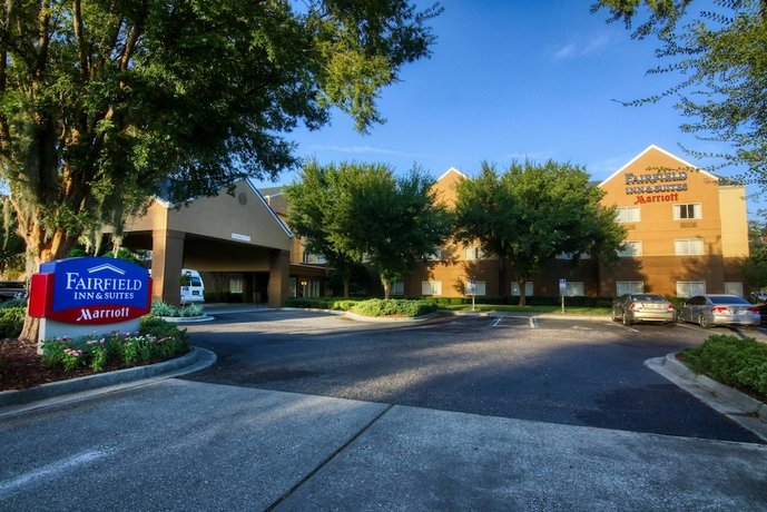 Fairfield Inn & Suites Jacksonville Airport Jacksonville