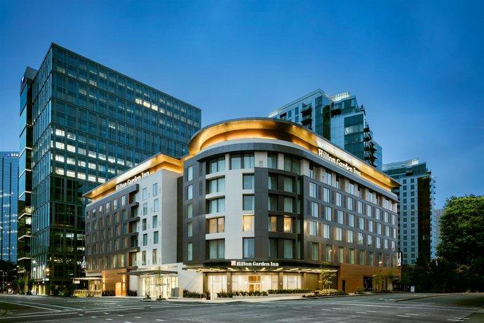 Hilton Garden Inn Seattle Bellevue Downtown Wa