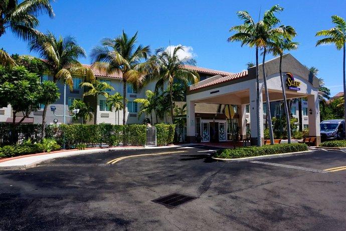 Sleep Inn & Suites Ft Lauderdale International Airport