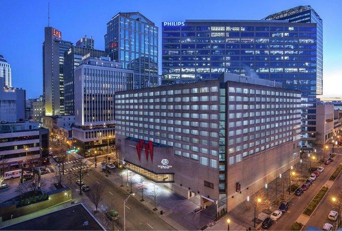 DoubleTree by Hilton Hotel Nashville-Downtown