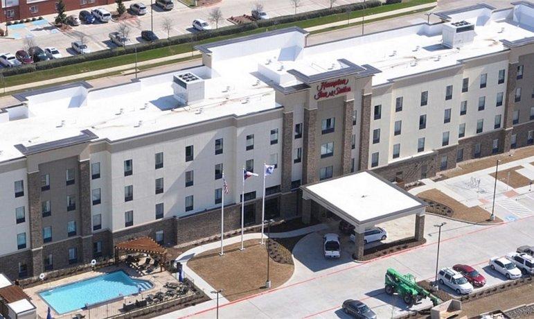 Hampton Inn & Suites Dallas/Ft Worth Airport South