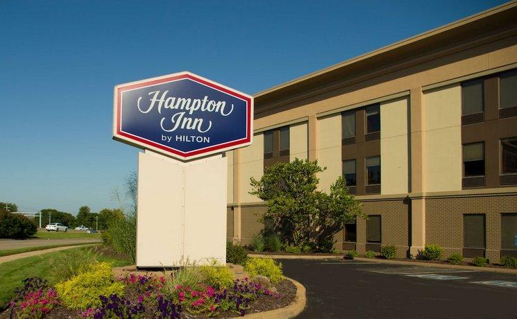 Hampton Inn St Louis-Chesterfield