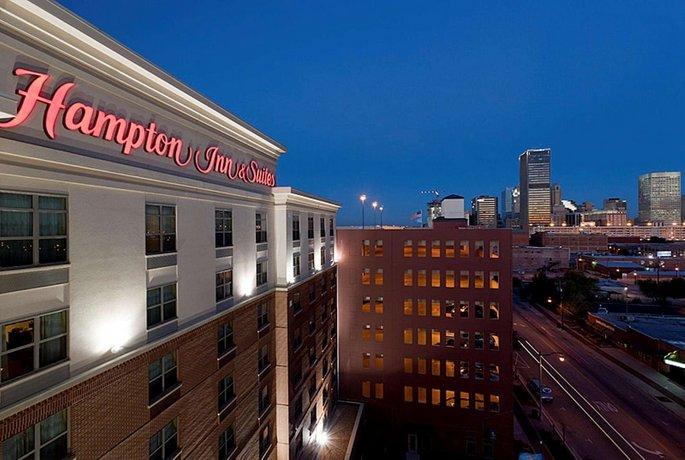 Hampton Inn & Suites Oklahoma City-Bricktown