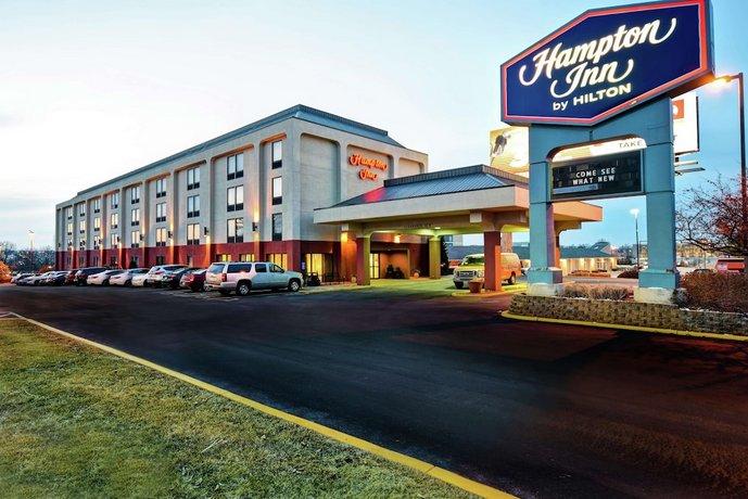 Hampton Inn St Louis Westport