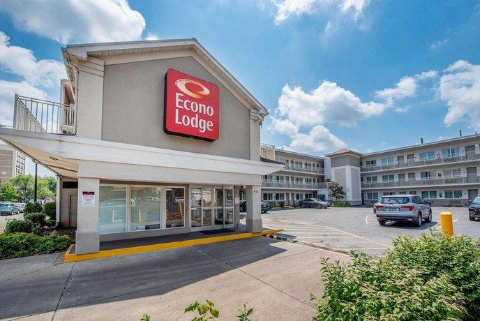 Econo Lodge Downtown Louisville