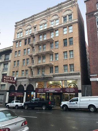 Mayflower Hotel San Francisco