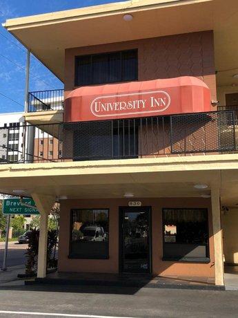 University Inn Downtown Tampa