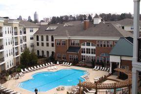 Oakwood at Bryson Square at City Park Hotel Atlanta