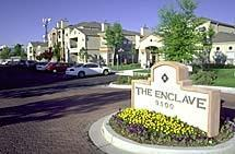 The Enclave Apartments Albuquerque