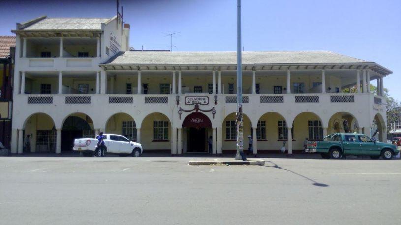 Selborne Hotel Bulawayo